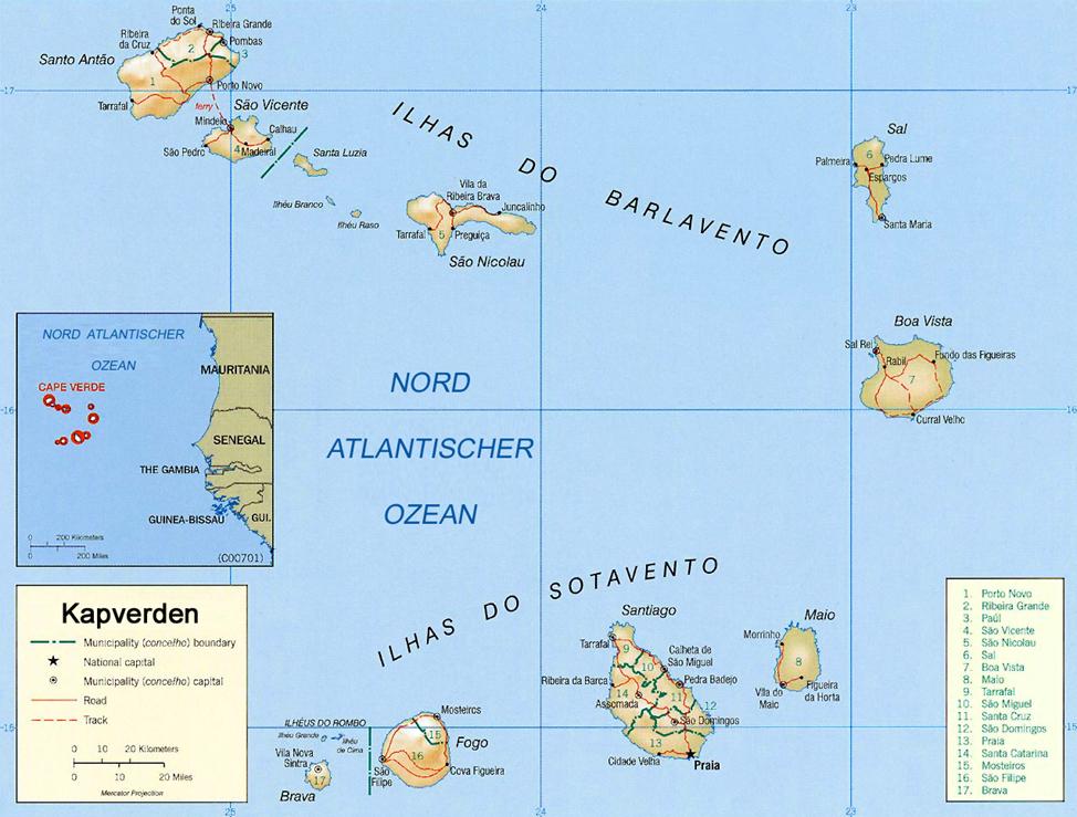 gambia map with Kapverde on Seychellesbeaches besides Gabon Karte Städte in addition Senegal moreover Ss further Index.